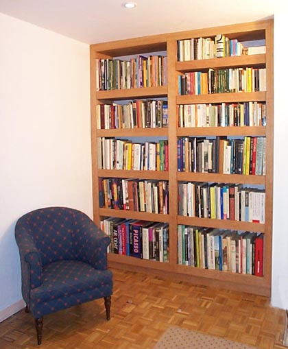 'Chunky Bookcase'